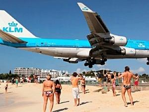 St. Maarten Beach Bum Combo to Orient and Maho Beaches