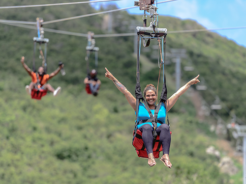 St. Maarten Family Adventure Excursion Cost