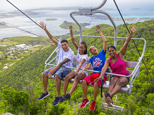 St. Maarten Rockland Estate Cruise Excursion Cost