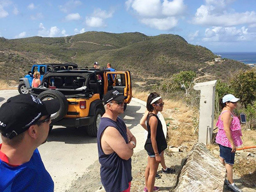 St. Maarten Netherlands Antilles (St. Martin) Orient Bay Jeep Cruise Excursion Reservations