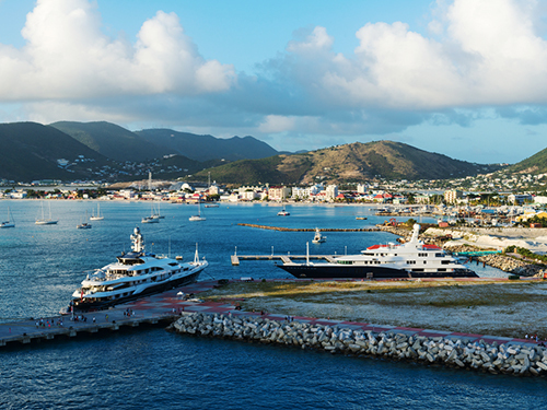 St. Maarten Simpson Bay Lagoon Jeep Cruise Excursion Reservations