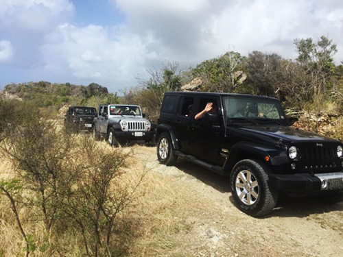 St. Maarten Netherlands Antilles (St. Martin) Maho Beach Jeep Cruise Excursion Booking