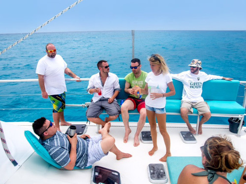 St. Maarten snorkel Cruise Excursion Tickets