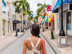 St. Maarten Philipsburg Walking Excursion
