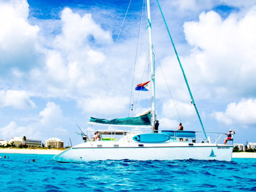 St. Maarten  Netherlands Antilles (St. Martin) sailboat Cruise Excursion Reservations