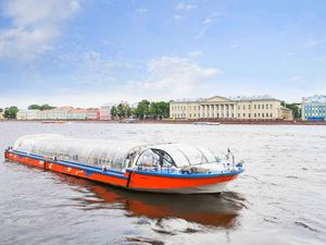 St. Petersburg City Sightseeing Hop On Hop Off Bus Excursion