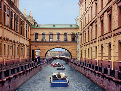 St. Petersburg  Russia Peter and Paul Frotress Cruise Excursion Tickets