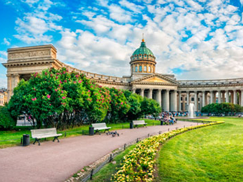 St. Petersburg city sightseeing Cruise Excursion Reservations
