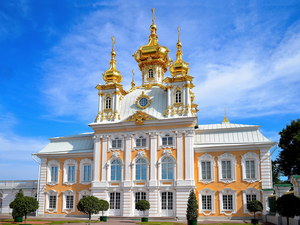 St. Petersburg Private Peterhof Palace Skip the Line and Hydrofoil Boat Sightseeing Excursion