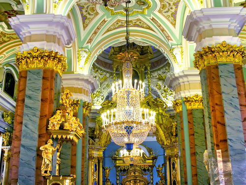 St. Petersburg canal boat ride Shore Excursion Reservations