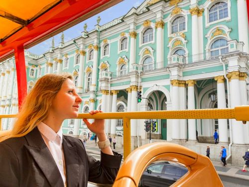 St. Petersburg Russia city sightseeing Shore Excursion Prices