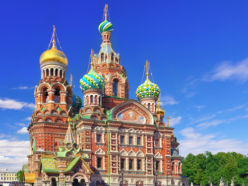 St. Petersburg  Russia St. Isaac's Cathedral Trip Booking