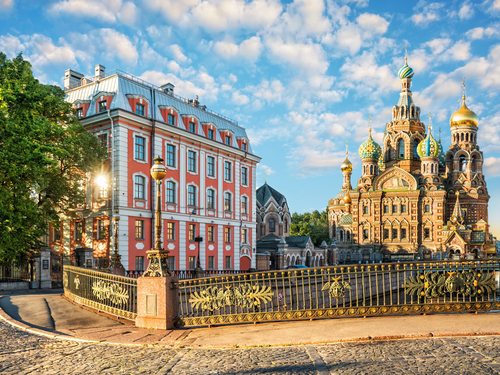 St. Petersburg skip the line Trip Cost