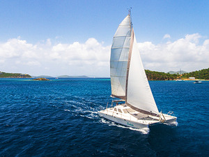 St. Thomas Luxury Catamaran Sail and Snorkel to St. John Excursion