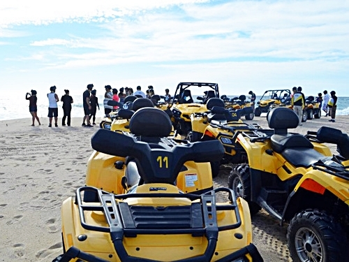 Cabo San Lucas ATV Cruise Excursion Reviews