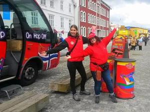 Stavanger Hop On Hop Off City Sightseeing Bus Excursion