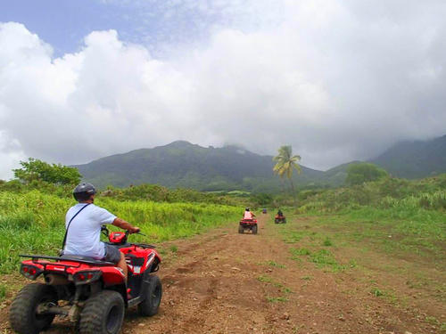 St. Kitts All Terrain Vehicle Excursion Prices