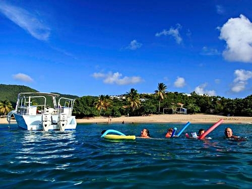 St. Maarten snorkel Excursion Reservations