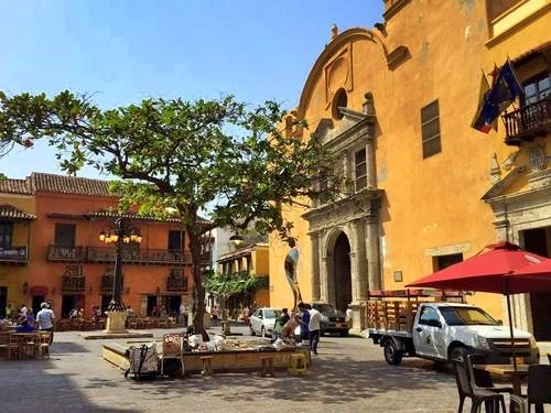 Cartagena  Colombia Main Plaza Trip Prices