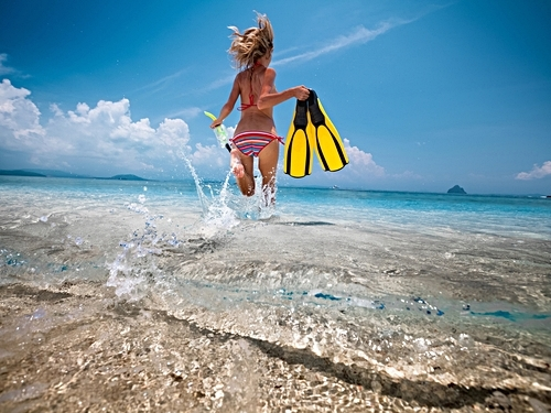 Antigua watersports Shore Excursion Booking