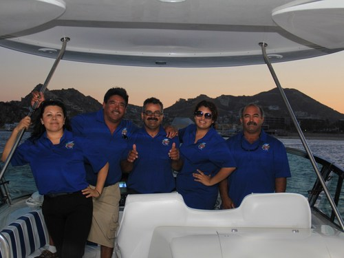 Los Cabos luxury yacht  Cruise Excursion Booking