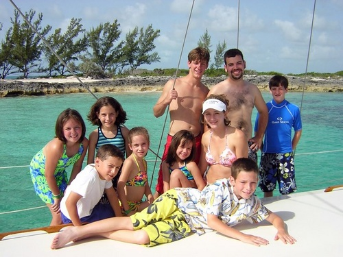 Nassau half day sailing Tour
