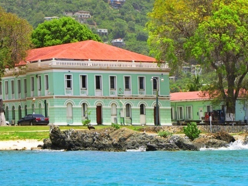 St. Thomas Fort Christian Excursion Prices