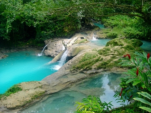 Ocho Rios Dunns Falls  White River Tubing Shore Excursions Reviews