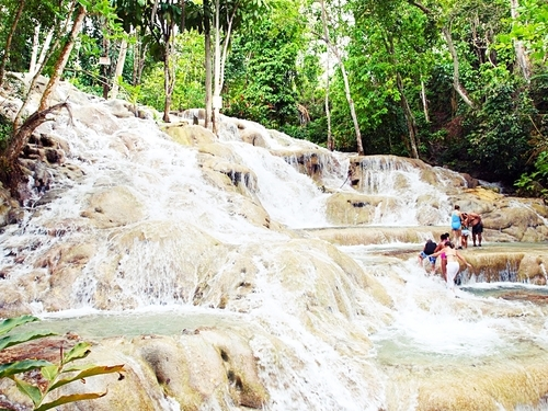 Falmouth Jamaica waterfalls Shore Excursion Reviews