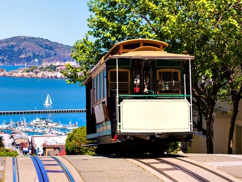 San Francisco Sightseeing Tour Booking