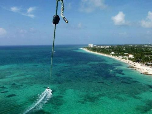 Freeport beach parasailing Trip Reservations