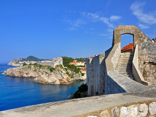 Dubrovnik Croatia Old City Walls Trip Reservations