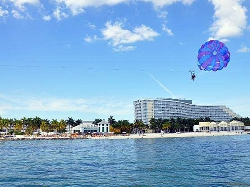 Freeport Bahamas parasail excursion Tour Cost