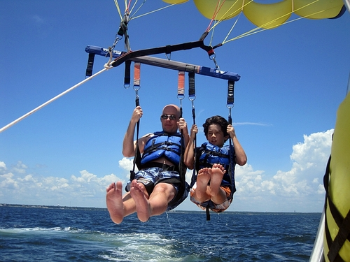 Freeport parasail excursion Shore Excursion Tickets