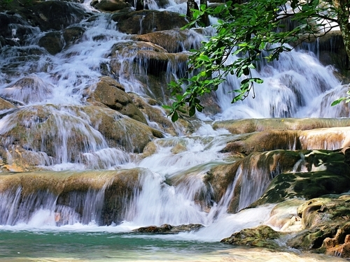 Falmouth Jamaica dunns falls Trip Cost