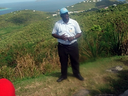 St Thomas Mountain top Cost