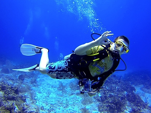 Grand Cayman scuba diving Shore Excursion Reservations