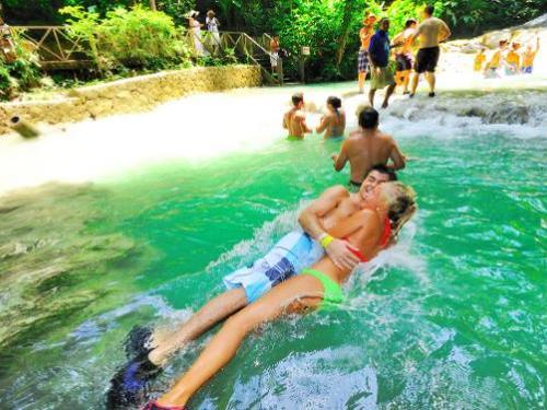 Falmouth Jamaica blue hole Shore Excursion Prices