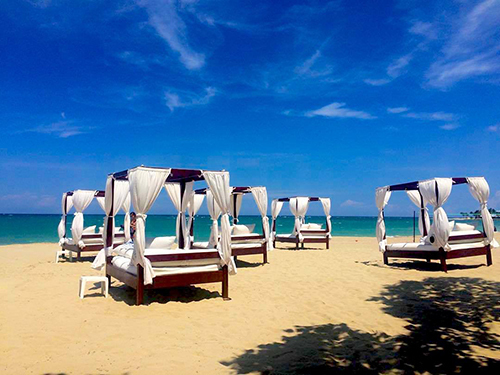 Dominican Republic  beach resort Tour Booking