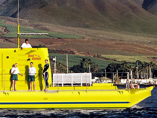 Lahaina reef viewer Cruise Excursion Prices