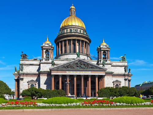 St. Petersburg canal tour Excursion Reservations