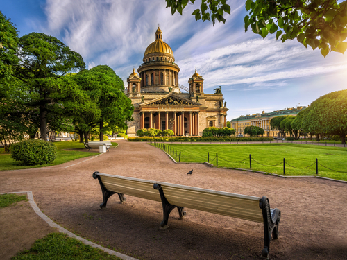 St. Petersburg  Russia Yusupov Shore Excursion Reservations